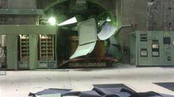 Explosion d'un transformateur à LG-2 : y a-t-il eu