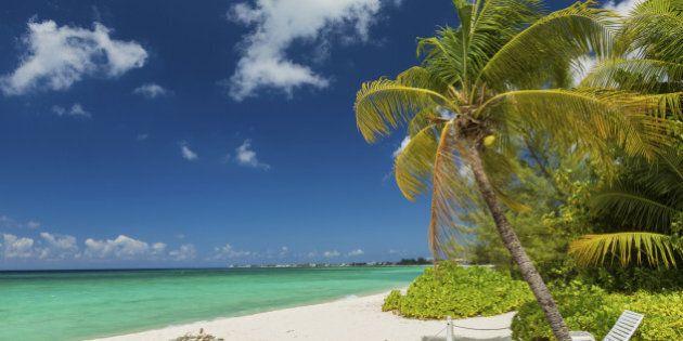 7 mile beach, Grand
