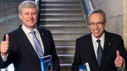 Le gouvernement conservateur réduira l'impôt des PME s'il est réélu à