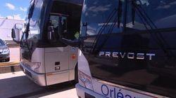 Orléans Express demande 150 000$ pour se rendre jusqu'à