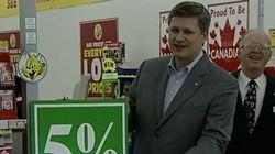 Une décennie de budgets du gouvernement Harper en deux