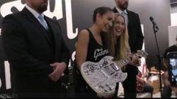La guitare qui valait 2 millions de