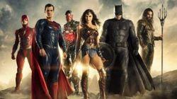 Les premières images du film «Justice League» sont
