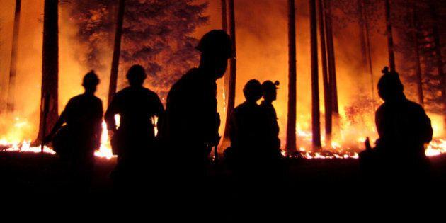189 feux de forêt ont déjà été dénombrés au Québec depuis le début de