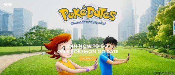 PokeDates: rencontrez l'âme sœur grâce à Pokemon