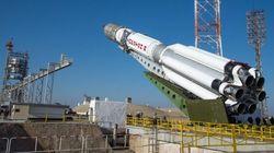 Mission ExoMars 2016: la fusée Proton lancée vers la planète rouge