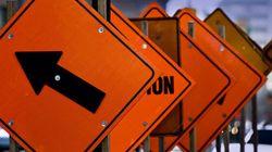 Début des perturbations sur l'autoroute
