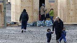 Le «camp de la honte» fait place à un nouveau site pour les migrants