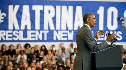 Obama salue le renouveau de La Nouvelle-Orléans