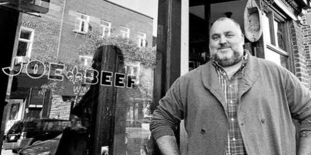 Le propriétaire du resto Joe Beef s'excuse d'avoir offert un repas à Omar