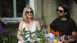 «C'est l'été, c'est l'été, c'est l'été» pour Félix Dyotte et Evelyne Brochu