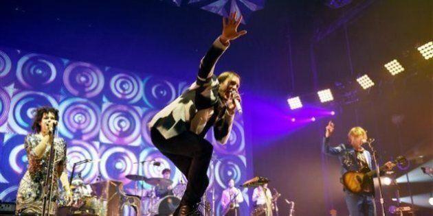Arcade Fire enregistre à Paris une portion de son cinquième album, prévu pour