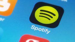 Spotify prépare un service de vidéo en