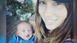 Dites bonjour à Silas, le bébé de Justin Timberlake et Jessica Biel