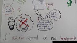 Un projet sur l'immigration dans une école secondaire de Saint-Pascal sème la controverse