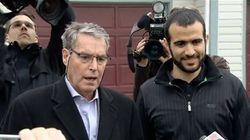 Libéré sous caution, Omar Khadr dit vouloir un nouveau