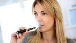 Cigarettes électroniques: des risques d'incendie dans les