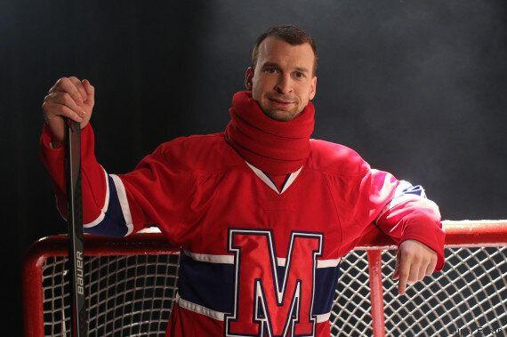 Patrice Lemieux, joueur étoile à Super