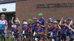Un défi cycliste de taille pour 15 jeunes de Longueuil