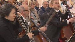 Entente de principe à l'Orchestre symphonique de