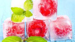 Cet été, transformez vos boissons en «pimpant» vos