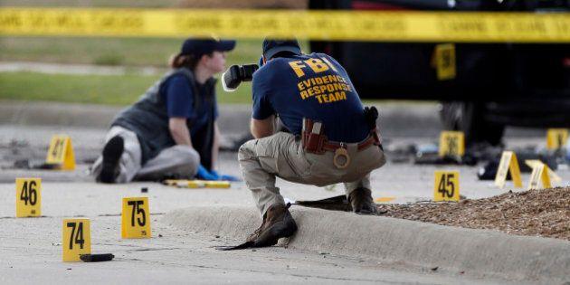 États-Unis : l'attaque au Texas «inspirée» mais pas «pilotée» par