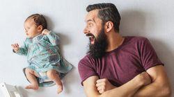 Des photos de naissance étonnantes réalisées sans
