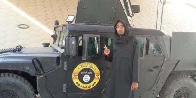 Terrorisme: la GRC dépose des accusations contre Farah Mohamed Shirdon, un Albertain qui serait parti...