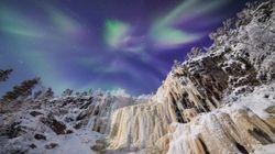 Une photographe capture les plus belles aurores