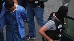 Attaque Thalys: le suspect était lourdement