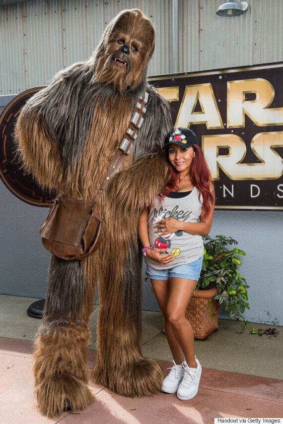 Les célébrités aussi n'en peuvent plus d'attendre Star Wars Épisode VII: Le Réveil de la