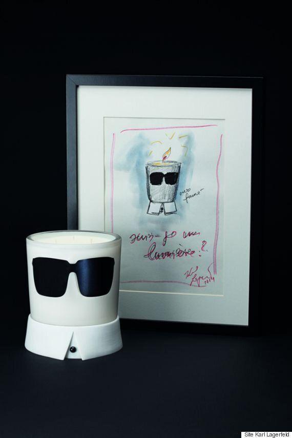 De jolies trouvailles sur le magasin virtuel de Karl Lagerfeld
