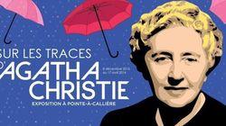 «Sur les traces d'Agatha Christie», une exposition décevante