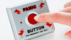 Le bouton de panique s'appelle encore Québec