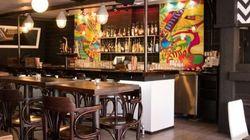 Le Lapin Blanc, nouveau bar-bistro branché dans