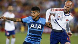 MLS: Ciman est le défenseur de