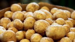 Ne rangez JAMAIS vos pommes de terre au