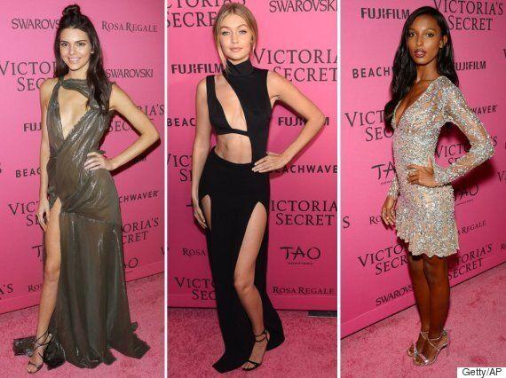 Toutes les tenues de l'après-défilé Victoria's Secret