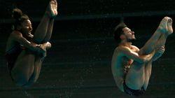 Plongeon: Abel et Imbeau-Dulac décrochent l'or à
