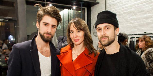 Styles de soirée: élégance et talents québécois pour les 10 ans de la boutique Tavãn &