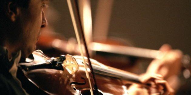 Les musiciens de l'Orchestre symphonique de Québec en