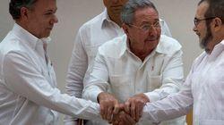 Les Farc et le gouvernement promettent la paix d'ici six