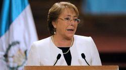 La présidente du Chili demande au gouvernement de