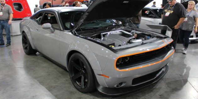 Une Challenger à traction intégrale et six autres voitures uniques du SEMA