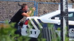 Un homme arrêté après s'être barricadé dans un