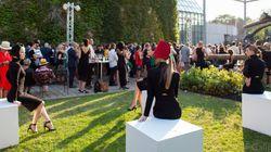 Styles de soirée: le cocktail d'ouverture glamour du 15ème Festival Mode et Design de Montréal