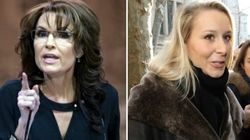 Sarah Palin compare Marion Maréchal-Le Pen à Jeanne