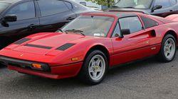 Une Ferrari volée il y a 28 ans est