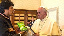 Evo Morales au pape: prenez de la coca, c'est bon pour la