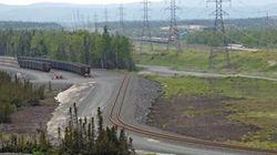 Plan Nord : l'étude d'une troisième voie ferrée plus coûteuse que